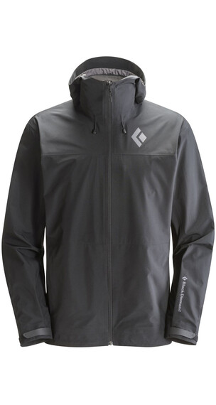 Black Diamond M's Liquid Point Shell Jacket Black